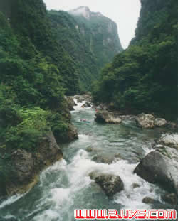 湖南常德旅游 壶瓶山风景区图片